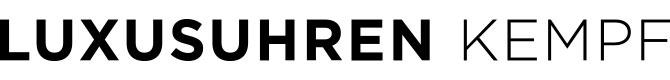 LUXUSUHREN Kempf - Verkauf gebrauchter Luxusuhren-Logo